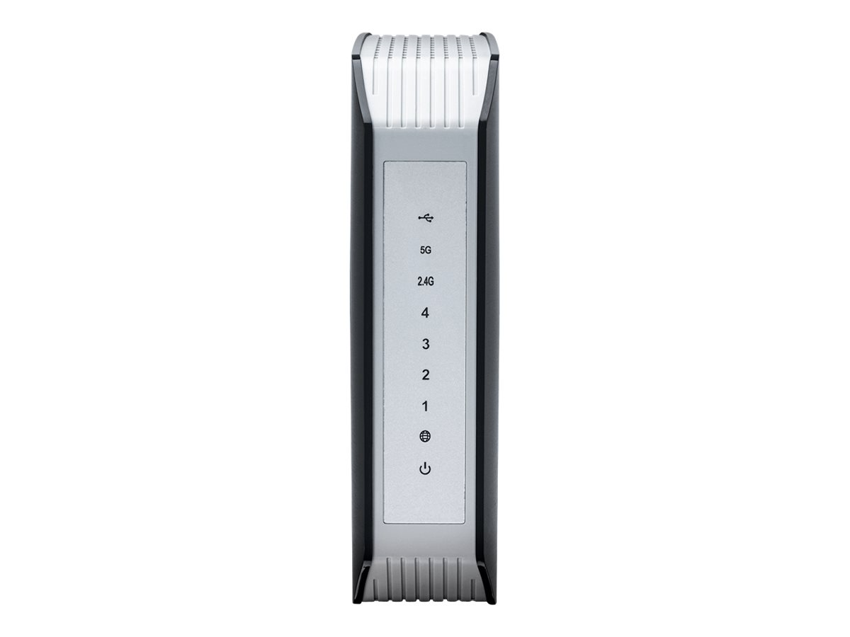 TRENDnet TEW-818DRU - Wireless Router - 4-Port-Switch - GigE - 802.11a/b/g/n/ac (draft 2.0) - Dual-Band