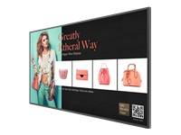 "Picture of BenQ ST750K Smart Signage Series - 75"" LED display (9H.F4CTK.NA2)"