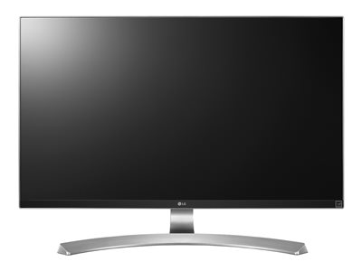 LG 27MU88-W LED monitor 27INCH (27INCH viewable) 3840 x 2160 4K IPS 300 cd/m² 1000:1 5 ms