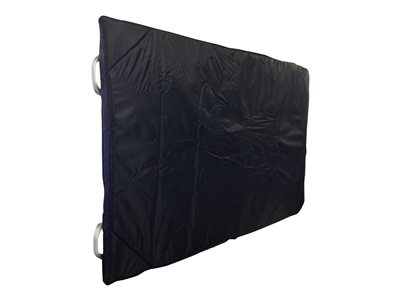 JELCO JPC80SAB Padded Cover Monitor protective cover black
