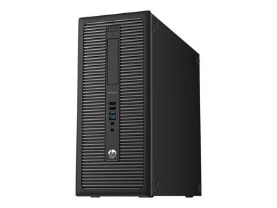 HP ProDesk 600 G1 Tower 1 x Core i7 4790 / 3.6 GHz RAM 16 GB SSD 256 GB