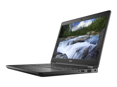 Dell Latitude 14' I5-8250U 8GB 256GB Intel UHD Graphics 620 Windows 10 Pro 64-bit