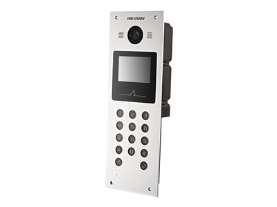 Hikvision DS-KD3002-VM Video intercom system wired GbE 3.5INCH LCD 1 camera(s) CMOS