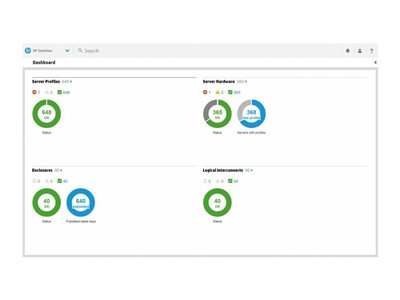 Product | HPE OneView without iLO Advanced Flexible License