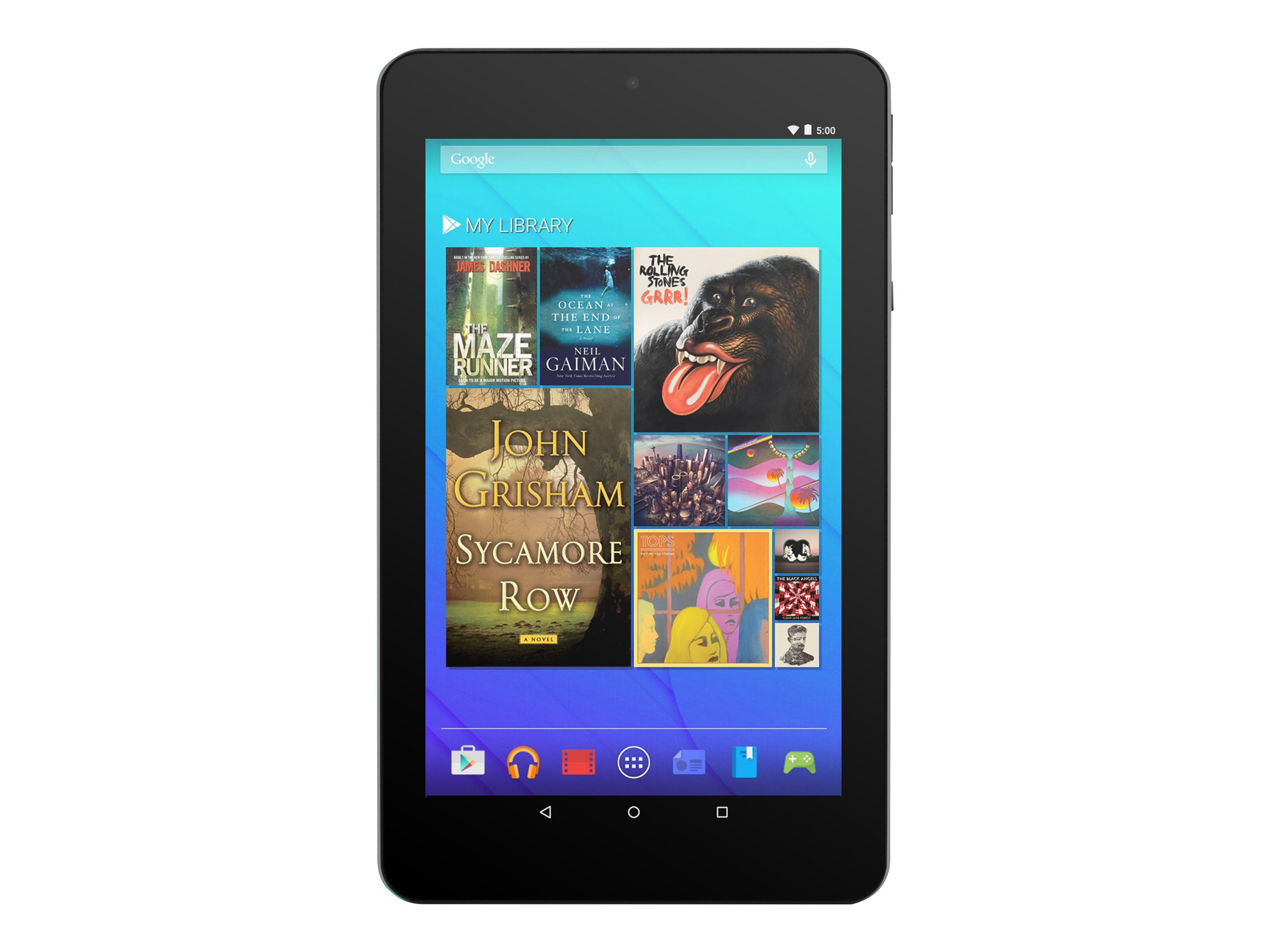 Ematic EGQ373 - tablet - Android 7.1 (Nougat) - 16 GB - 7""