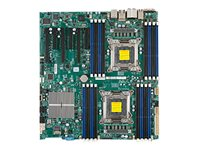 SUPERMICRO X9DAi - motherboard - extended ATX - LGA2011 Socket - C602
