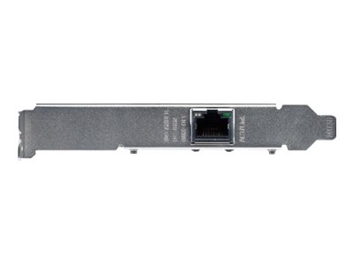 StarTech.com 1 Port PCI Express 10GBase-T / NBASE-T Ethernet Network Card - 5-Speed Network Support: 10G/5G/2.5G/1G/100Mbps - PCIe 2.0 x4 (ST10GSPEXNB)