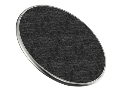 Havit Fabric Wireless Charger Black