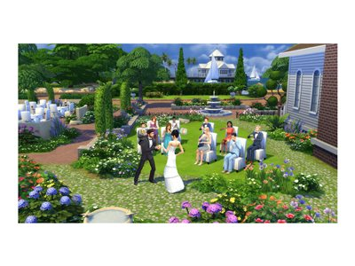 The Sims 4: Tiny Living Stuff DLC Xbox One download ESD image