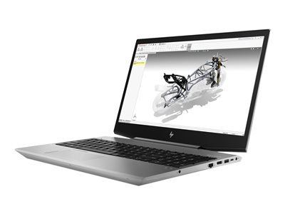 """HP ZBook 15v G5 Mobile Workstation - 15.6"""" - Core i7 8750H - 8 GB RAM - 256 GB SSD - Norsk"""
