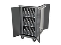 BALT iTeach High Capacity Cart for 48 tablets steel powder coat output: 5 V