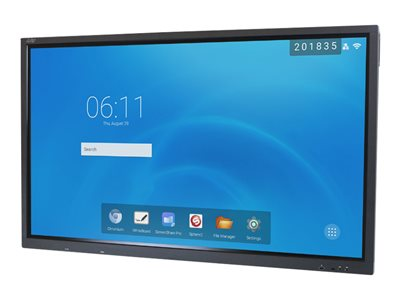 AVer CP2-75 75INCH Class CP2 Series LED display interactive