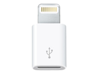 Picture of Apple Lightning to Micro USB Adapter - Lightning adapter (MD820ZM/A)