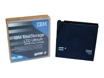 IBM TotalStorage - LTO Ultrium 3 - 400 GB / 800 GB
