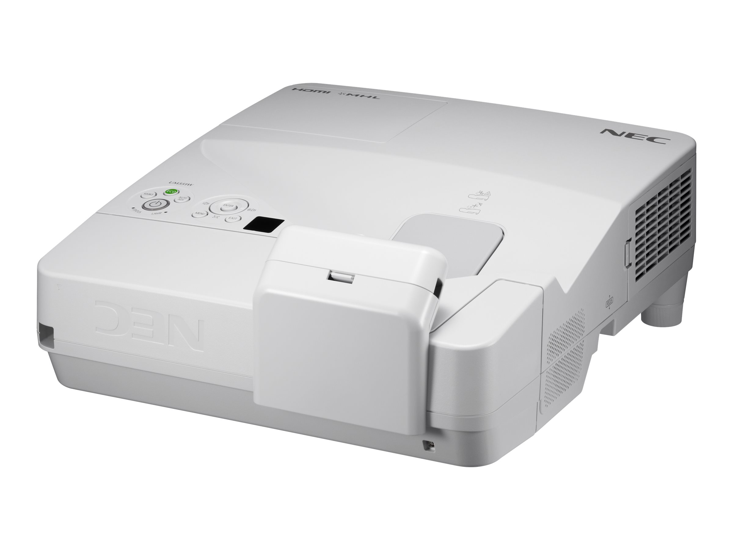 NEC UM351Wi-TM - LCD projector - ultra short-throw
