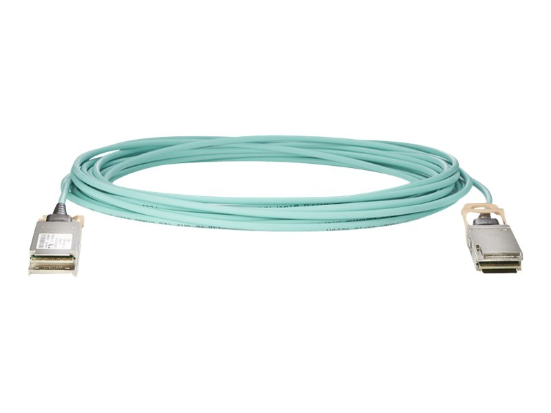 HPE 100Gb Active Optical Cables - Ethernet 100GBase-AOC cable - 7 m