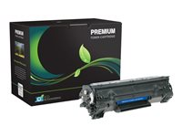 MSE Extended Yield black compatible remanufactured toner cartridge