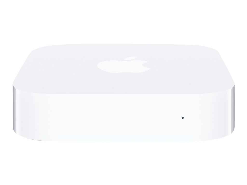 Apple AirPort Express Base Station - Drahtlose Basisstation - Wi-Fi - Dualband - für Apple TV (2nd,3rd,4th Generation)