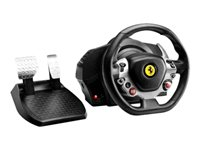 ThrustMaster TX Racing Ferrari 458 Italia Edition Rat og pedalsæt PC Microsoft Xbox One