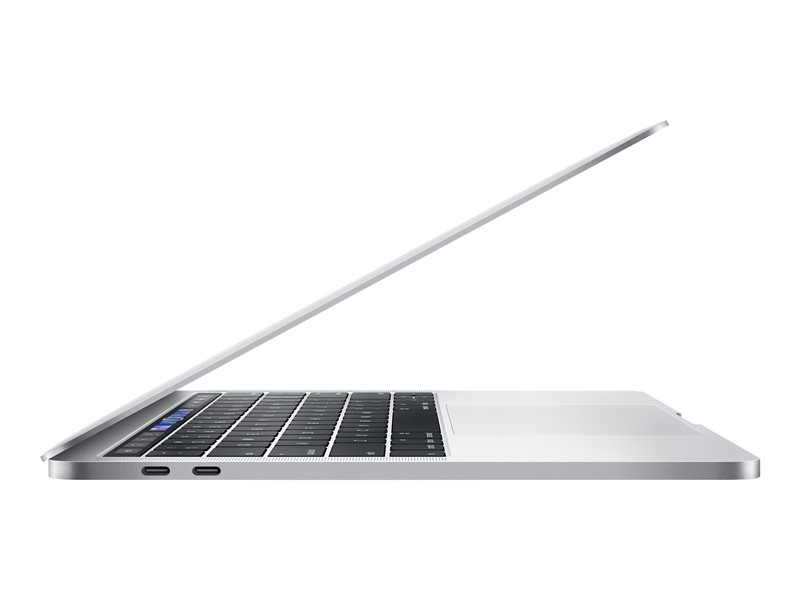 "Apple MacBook Pro avec Touch Bar, 13,3"" Retina, Core i5 2.4GHz, 8Go de RAM, SSD 256Go, argent"