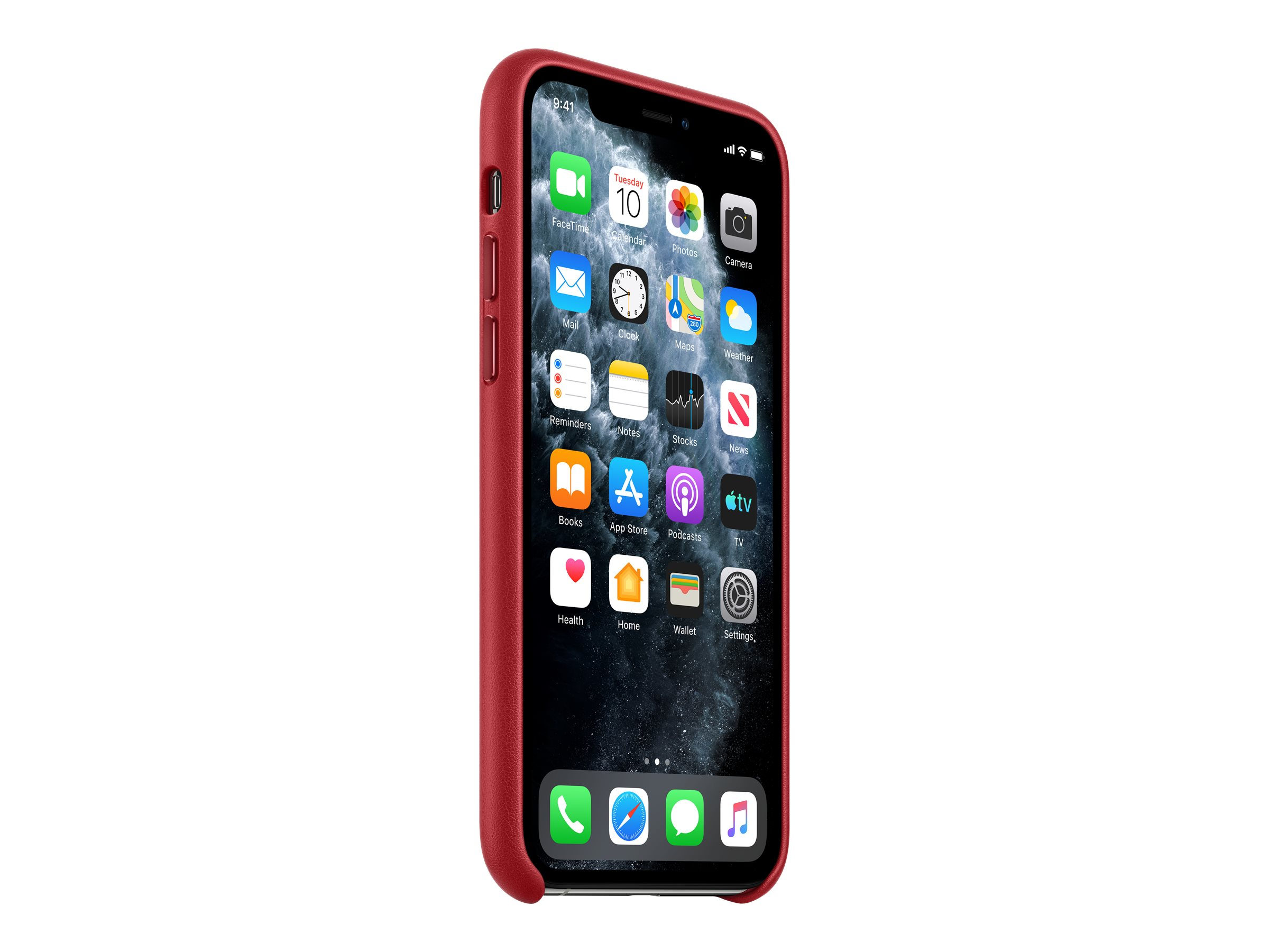 Apple (PRODUCT) RED - back cover for cell phone