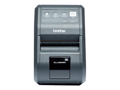 Brother RuggedJet RJ-3050 Label printer thermal paper Roll (3.15 in) 203 dpi  image
