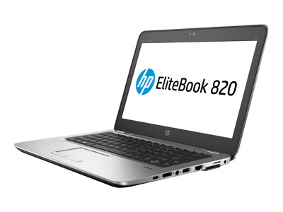 HP EliteBook 12.5' I5-6200U 8GB 256GB Graphics 520 Windows 10 Pro 64-bit