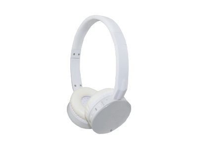 M-CAB - Headset - Full-Size - Bluetooth - kabellos - weiß