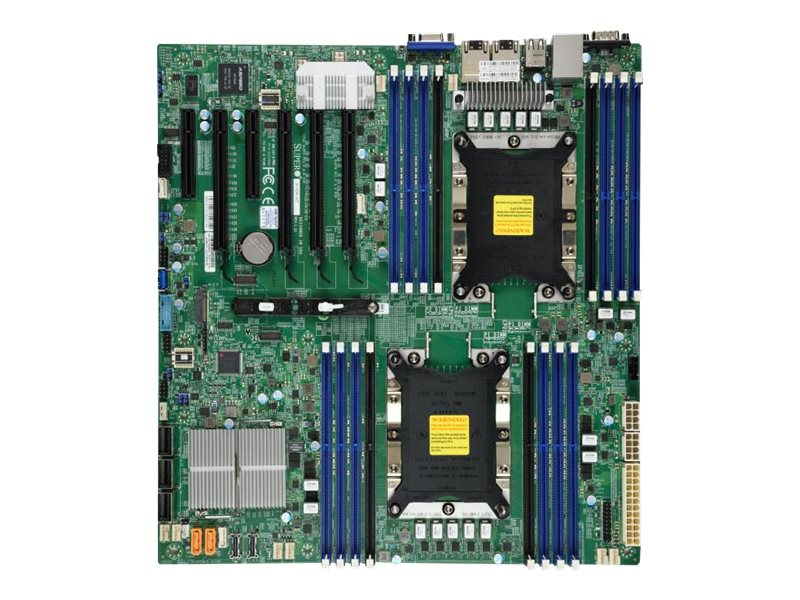 SUPERMICRO X11DPI-N - motherboard - extended ATX - Socket P - C621