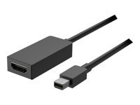 Microsoft Surface Mini DisplayPort to HDMI Adapter - Video converter - DisplayPort - HDMI - commercial - for Surface 3, Book, Pro 3, Pro 4