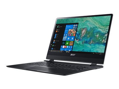 Acer Swift 7 SF714-51T-M4PV Core i7 7Y75 / 1.3 GHz Win 10 Pro 64-bit 8 GB RAM 256 GB SSD