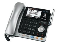 AT&T TL86109 Cordless phone answering system with caller ID/call waiting DECT 6.0