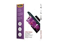 Fellowes SuperQuick 3 mil 100-pack clear 11.5 i