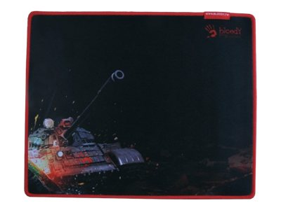 A4tech Bloody Mouse pad black