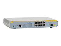 Allied Telesis Switch 10/100/1000 AT-X210-9GT-50