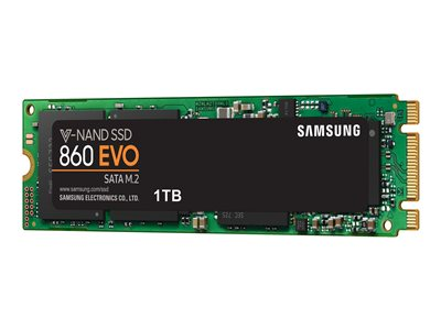 Samsung 860 EVO MZ-N6E500BW Solid state drive encrypted 500 GB internal M.2 2280