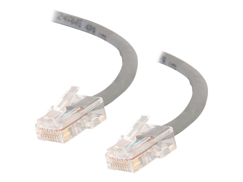 C2G Cat5e Non-Booted Unshielded (UTP) Network Patch Cable - Patch-Kabel - RJ-45 (M) bis RJ-45 (M) - 20 m - UTP - CAT 5e