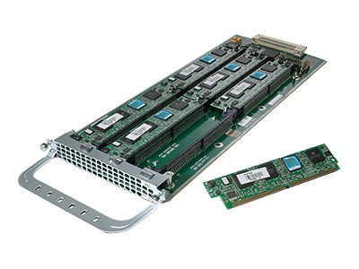Cisco High-Density Packet Voice/Fax Feature Card - expansion module