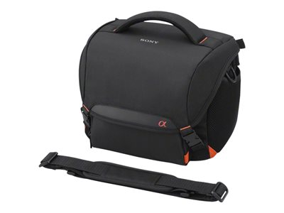 Sony LCS-SC8 - case for digital photo camera with lenses