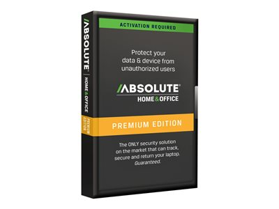 Absolute Home & Office Premium Subscription license (3 years) academic download ESD
