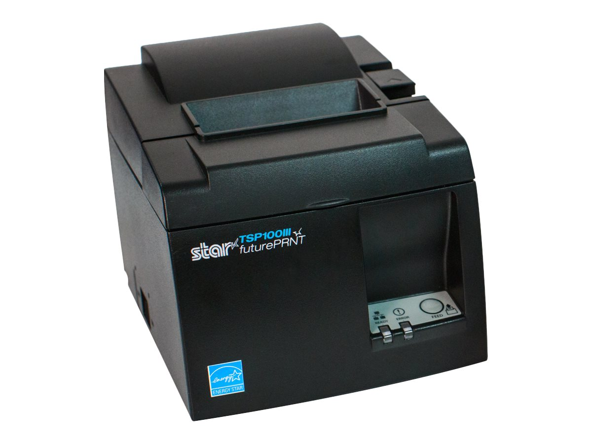 Star TSP143IIIBI - receipt printer - two-color (monochrome) - direct thermal