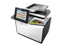 HP PageWide Enterprise Color Flow MFP 586z - Multifunktionsdrucker