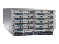 Cisco UCS 5108 Blade Server Chassis - Rack-montable
