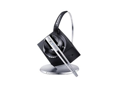 Sennheiser DW Office - Headset - convertible - DECT CAT-iq - wireless