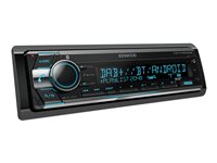 Kenwood KDC X7200DAB Single-DIN Pianosort