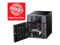 BUFFALO Warranty Service Enhanced Keep Your Drive Extended service agreement replacement