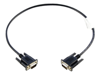 Lenovo - VGA cable - HD-15 (VGA) (M) to HD-15 (VGA) (M) - 1.6 ft - for ThinkCentre M625q 10TK; M700; M710s; M715q; M900 10FL, 10NE