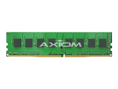 Axiom AX DDR4 16 GB DIMM 288-pin 2400 MHz / PC4-19200 CL17 1.2 V unbuffered