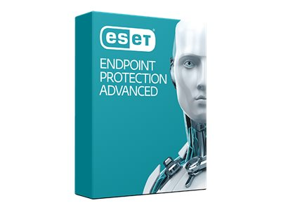 ESET Endpoint Protection Advanced Subscription license (1 year) 1 seat volume
