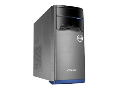 ASUS M32AD-US071S Tower Core i7 4790 / 3.6 GHz RAM 16 GB HDD 3 TB DVD-Writer / Blu-ray